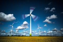 Windkraft Symbolfoto